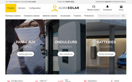 magasin panneau solaire pas cher