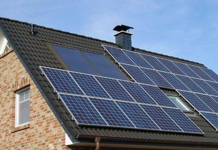 usine de panneau solaire