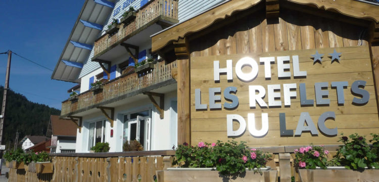 hotel gérardmer lac