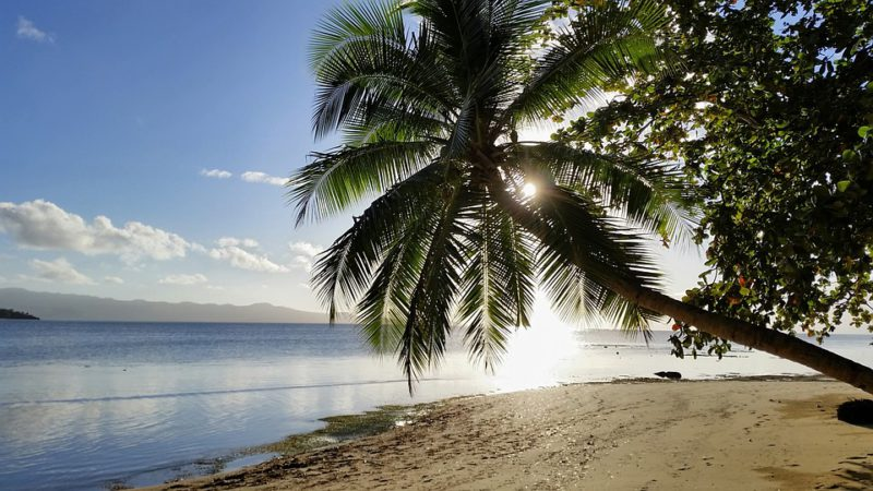 voyage romantique aux iles fidji